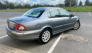Jaguar X Type full